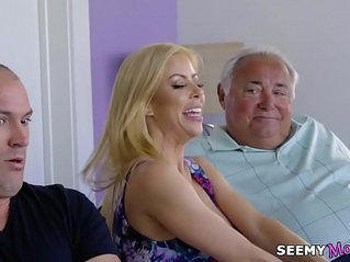 Alexis Fawx - I took my father's pills so I need my mom's help!