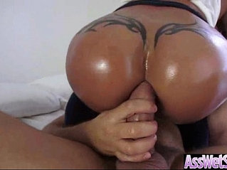 Big Ass Girl (jewels jade) Get Oiled And Analy Nail vid-16