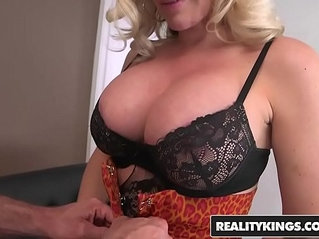 RealityKings - Milf Hunter - (Alena Croft, Sean Lawless) - Penetrate The Pussy